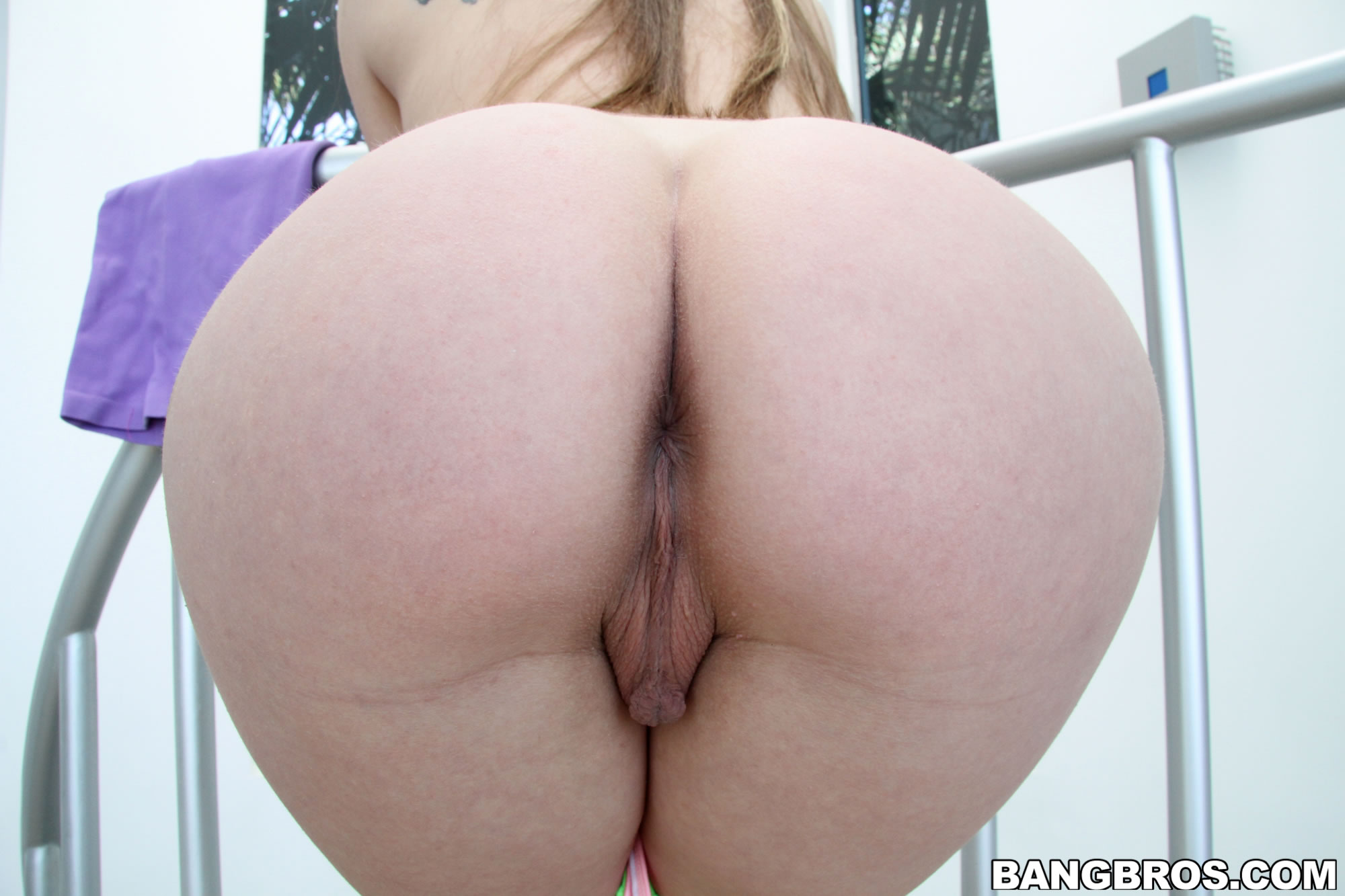 Pawg big white ass
